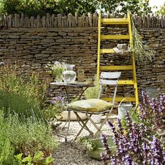 Herb garden | Garden design | Pot plants | Image | Housetohome