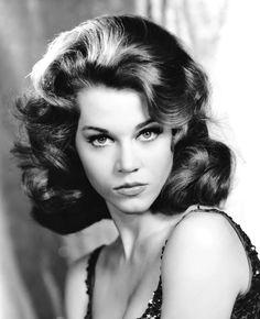 Jane Fonda ✾ early-1960's.