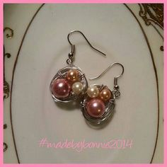 Check out this item in my Etsy shop https://www.etsy.com/listing/223363381/spring-hatching-nest-earrings