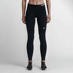 Shop Women's Nike Black size XS Leggings at a discounted price at Poshmark. Description: Like new Nike pro pants sz. Nike Pro Leggings, Nike Pro Pants, Nike Tights, Leggings Mode, Sports Leggings, Leggings Fashion, Women's Tights, Cheap Leggings, Nike Workout Leggings