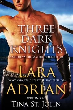 Bundled together for the first time - three of my full-length medieval romances in one special ebook collection. On sale for a limited time for just $3.99 for the set!