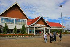 El Aeropuerto de Pakse (Laos) http://www.vietnamitasenmadrid.com/laos/aeropuerto-pakse.html