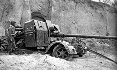 8,8 cm schwere Fliegerabwehrkanone 41/1 (8,8 cm FlaK 41/1 L/74,4)