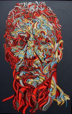 Shaka's 3D Paintings