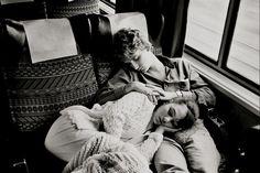 Sleepy couple