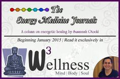 The Energy Medicine Journals by Susannah Otocki of Blue Lotus Moon Holistic | Read it exclusively in Wellness: Mind Body Soul magazine | Start your free digital subscription here: http://eepurl.com/1sbhL