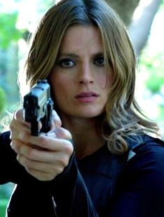 Ready to see play another badass character! Castle Abc, Castle Tv Series, Castle Tv Shows, Stana Katic Hot, Daniela Ruah, Richard Castle, Castle Beckett, Greys Anatomy Cast, Movies