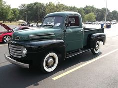 1950 Ford F-1#Repin By:Pinterest++ for iPad#