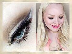 Wet n Wild palette in Vanity // Tarte blush in Exposed // MAC Rebel lipstick
