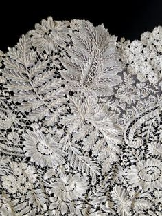 Buyer & Seller of Antique Lace, Fine Linens, Vintage Clothing, Haute Couture, Textiles, Fans