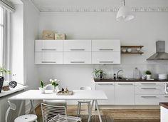 white design kitchen