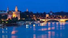 #Sevilla, capital de una tierra que siempre ha convertido en conquistados a todos sus conquistadores - Jesús Quintero.