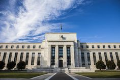 The Federal Reserve Building in Washington, D.C.  this design for both front and…