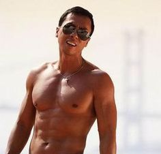 Donnie Yen at 49... no weight lifting, just martial arts training