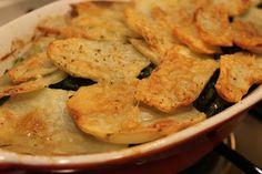 soul food : Pesce e Patate al Forno