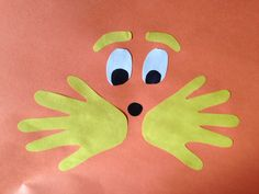 The Lorax Dr Suess craft