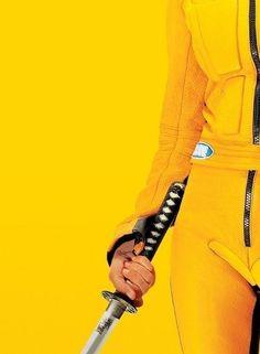 Kill Bill Yellow.