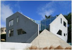 Susannah Rosenthal House, Los Angeles CA (1993) | Architect :  Antoine Predock
