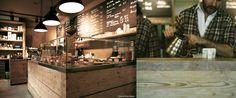 Coffee Shop / THE BARN COFFEE ROASTERS BERLIN - in MItte - Auguststr. und Schönhauser Allee