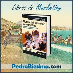 Libro Manual del Consultor de Marketing | Editorial Profit