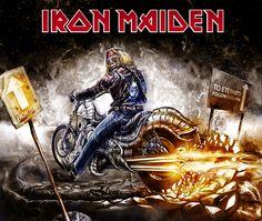 iron maiden - Cerca con Google
