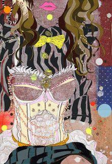 Fashion Illustration Sarah Beetson