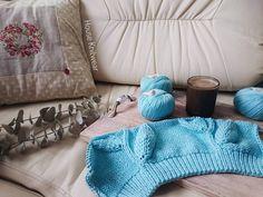 87 отметок «Нравится», 10 комментариев — СВИТЕР ДЖЕМПЕР КАРДИГАН (@houseknitwear) в Instagram: «Добрый вечер 💕 Мои листики по - тихоньку распускаются 🌿 Цвет в жизни бирюзово - голубой, очень…»