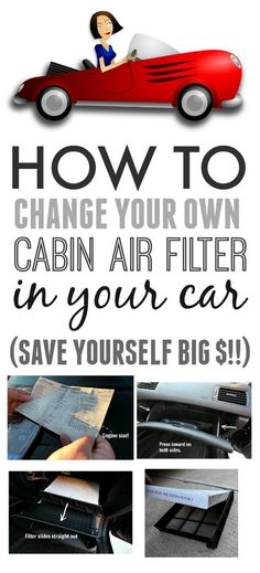 How to change out your car's cabin air filter! Wow, does this ever save you a lot of money! #FRAMFresh #CollectiveBias #ad