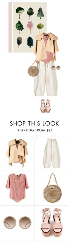 """""And into the forest I go, to lose my mind and find my soul."" - Unknown"" by tasteofbliss ❤ liked on Polyvore featuring Zephyr, Burberry, Nehera, Pari Desai, Alice + Olivia, Cacharel and basketbags"