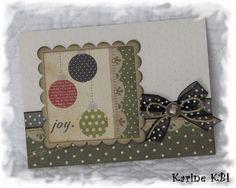 Les créations de la Matrue : le blog de Karine-KBI