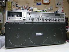 AIWA  CS-J88 TURBO SONIC