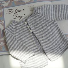 baby knits | Flickr - Photo Sharing! Inspiration.  No pattern.