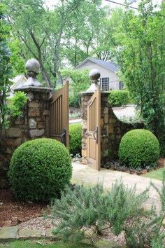 Garden Landscaping Design Ideas With Rocks And Stone (5)