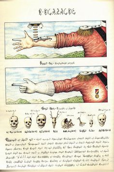Luigi Serafini - Codex Seraphinianus (book illustrations)