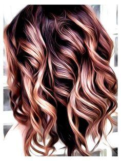 Gorgeous Hair Color, Cool Hair Color, Fall Hair Colors, Hair Color Dark, In Style Hair Colors, Hair Color Tips, Hair Colors For Blondes, Hair Colors For Summer, Color For Short Hair