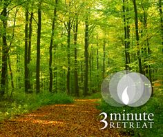A Peaceful Heart 3 Minute Retreat