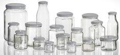 Schraubgläser in allen Grössen Mason Jars, Bottle, Kitchen, Flasks, Corning Glass, Cooking, Flask, Canning Jars, Kitchens