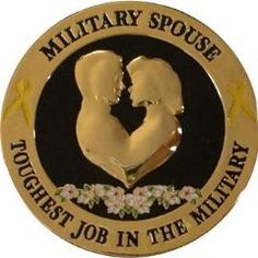 I am an Army wife. Enough said.