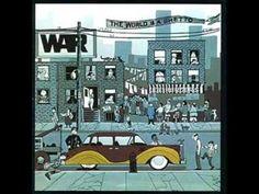 "War - ""Four Cornered Room"" #funk #music #jazz"