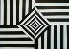 Art optique par Léa Gatbache Outeiral 3ESO 2015