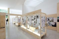 Open: A Bakema Celebration – The Dutch Pavilion at the 2014 Venice Biennale  design: Experimental Jetset, Beumer and van den Heuvel  curators: Guus Beumer and Drik van den Heuvel  source: ArchDaily