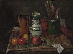 Gheorghe Petrascu (1872-1949) Venice Biennale, Still Life, Painters, Google, Czech Republic, Slovenia, Impressionism, Hungary, Poland