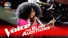 "Beyoncé's Ex-Bandmate Meets Her Destiny on 'The Voice'-The Voice 2016 Blind Audition - Tamar Davis: ""Chain of Fools"""