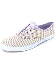 Keds Laceless Gingham Flat - Women's Shoes