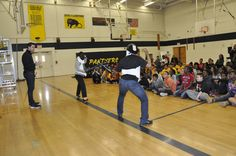fencing at Falling Creek Middle