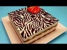 Tiramisu - cea mai iubita prajitura fara coacere din lume - YouTube Romanian Desserts, Tiramisu, Food Cakes, Cake Recipes, Sweets, Make It Yourself, Mai, Youtube, Beautiful