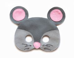 Handmade felt cute Kitty Mask. Gray Cat Mask. Mask is made with 2-3 layers of felt. The outer side is from a solid felt and inner side is from a soft felt for comfortable use. The Mask is soft and pliable but very sturdy! Mask is with attached elastic band and ready to wear. Just put it on and lets play! Mustaches made from a cord make Kitty even more realistic! Fits from toddler to adult. For adults, a space between eyes is wider for the clear view. Please select Kids or Adults size! Col...