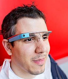 """Mike DiGiovanni, a Google Glass developer, developed """"Winky"""" app that allows us to power Google Glass from a standby mode then snap a quick photo.     http://seattlelocksmith.net/blog/google-glass-app-lets-you-sneak-photos-with-a-wink/"""