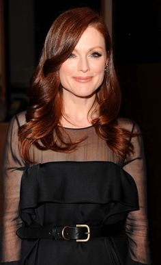 Trendy hair color auburn julianne moore Ideas - All For New Hairstyles Hair Color Auburn, New Hair Colors, Julianne Moore, Winter Hairstyles, Trendy Hairstyles, Dark Hair, Red Hair, Thick Hair, Reverse Ombre Hair