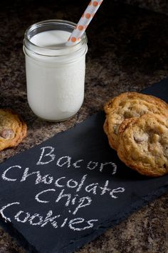 Bacon may be a trendy ingredient, but it also brings a wonderful balance to sweet treats. Start with Bacon Chocolate Chip Cookies and see for yourself!